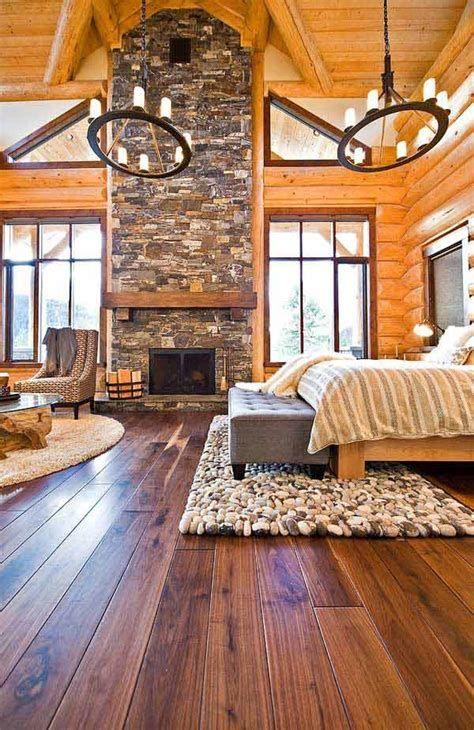 Cozy Rustic Bedroom Interior Designs For This Winter 39