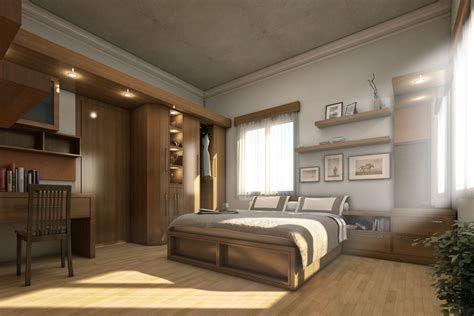 Cozy Rustic Bedroom Interior Designs For This Winter 40