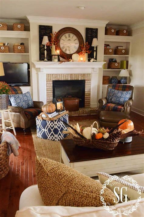 Fabulous Interior Design Ideas For Fall And Winter To Try Now 40