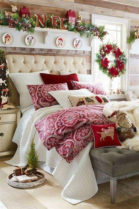 Impressive Christmas Bedding Ideas You Need To Copy 08