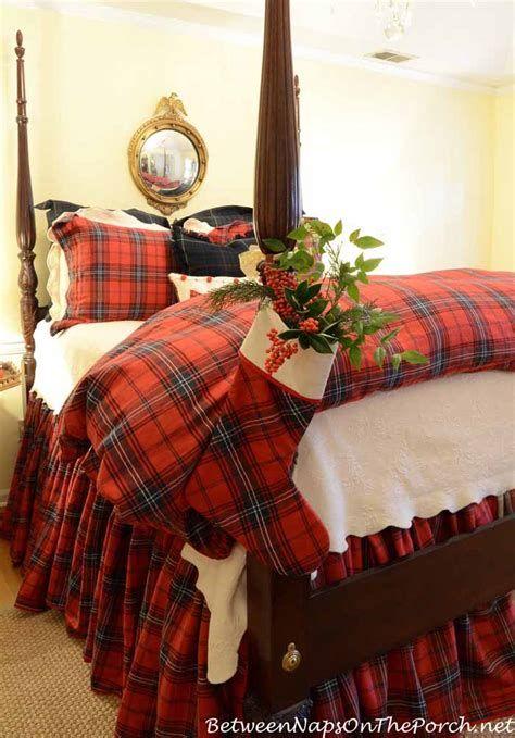 Impressive Christmas Bedding Ideas You Need To Copy 34