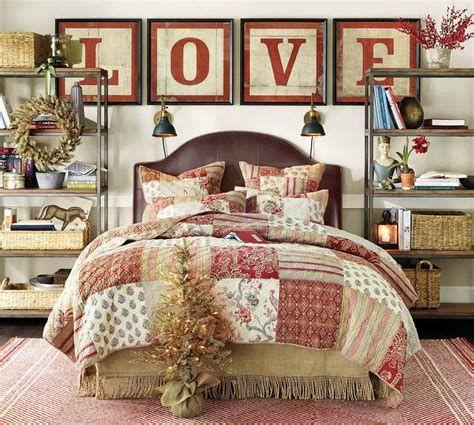 Impressive Christmas Bedding Ideas You Need To Copy 37