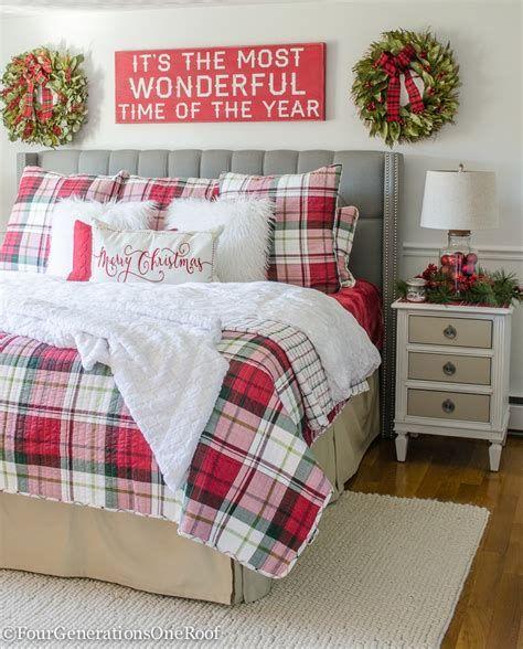 Impressive Christmas Bedding Ideas You Need To Copy 40