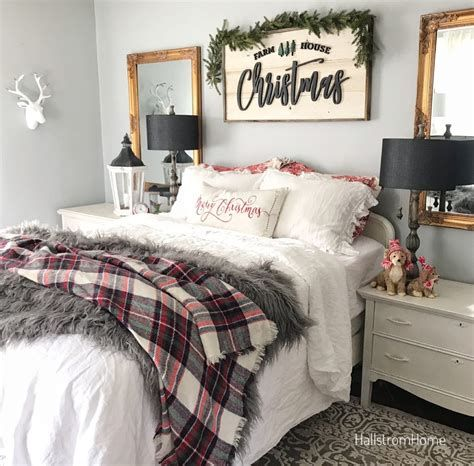 Impressive Christmas Bedding Ideas You Need To Copy 44