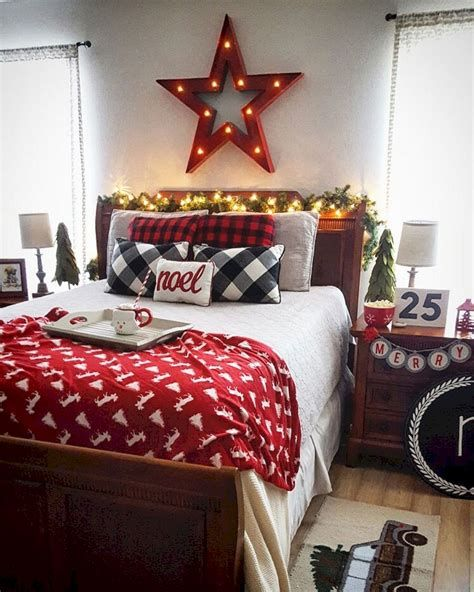 Impressive Christmas Bedding Ideas You Need To Copy 46