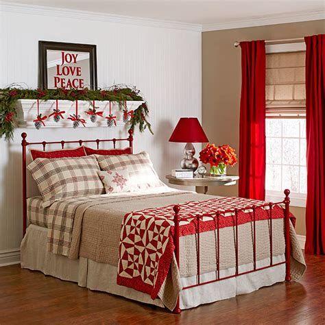 Impressive Christmas Bedding Ideas You Need To Copy 47