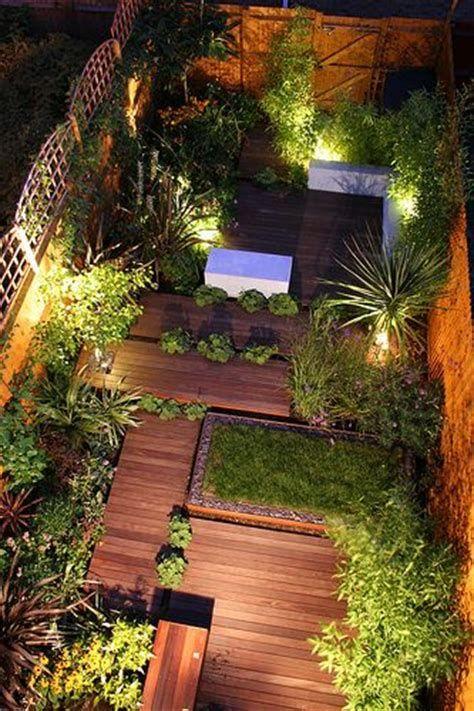 Marvelous Winter Garden Design For Small Backyard Landscaping Ideas 10