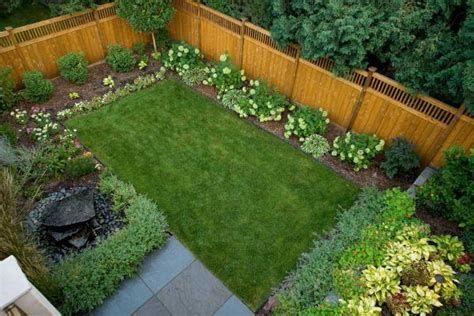 Marvelous Winter Garden Design For Small Backyard Landscaping Ideas 33