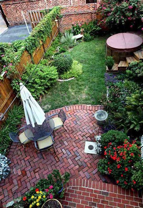 Marvelous Winter Garden Design For Small Backyard Landscaping Ideas 44