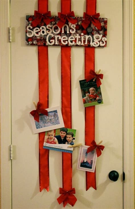 Most Popular Door Christmas Decor Ideas For Inspirations 21