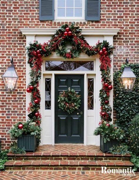 Most Popular Door Christmas Decor Ideas For Inspirations 25