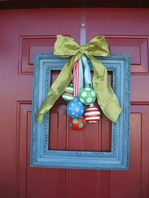Most Popular Door Christmas Decor Ideas For Inspirations 34