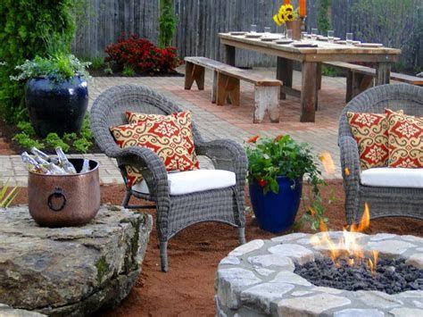 Perfect Fire Pit Design Ideas For Winter Season Decoration 09