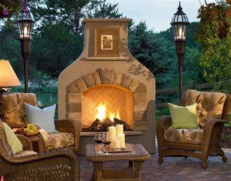 Perfect Fire Pit Design Ideas For Winter Season Decoration 11