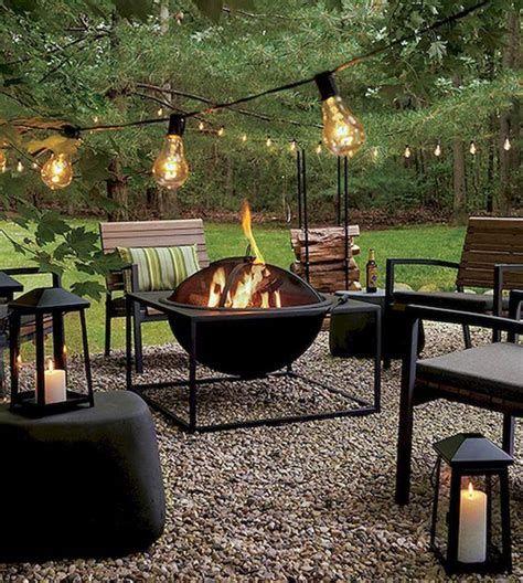 Perfect Fire Pit Design Ideas For Winter Season Decoration 14