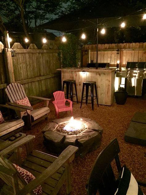 Perfect Fire Pit Design Ideas For Winter Season Decoration 16