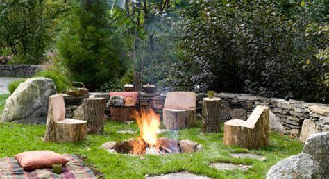 Perfect Fire Pit Design Ideas For Winter Season Decoration 17