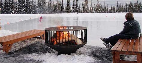 Perfect Fire Pit Design Ideas For Winter Season Decoration 20
