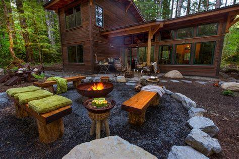 Perfect Fire Pit Design Ideas For Winter Season Decoration 25