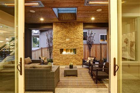 Perfect Fire Pit Design Ideas For Winter Season Decoration 36