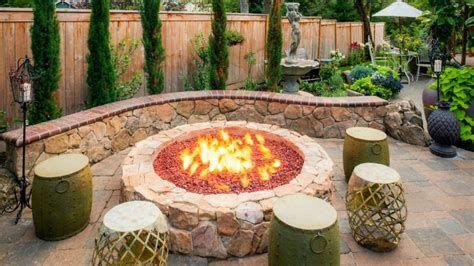 Perfect Fire Pit Design Ideas For Winter Season Decoration 37