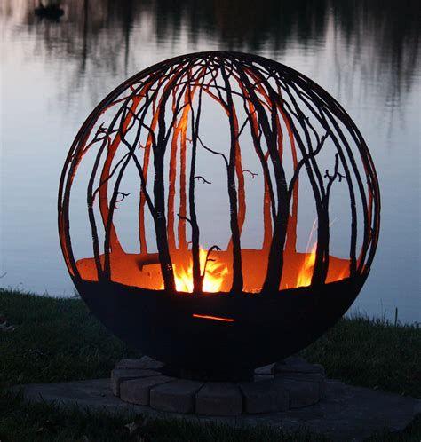 Perfect Fire Pit Design Ideas For Winter Season Decoration 39