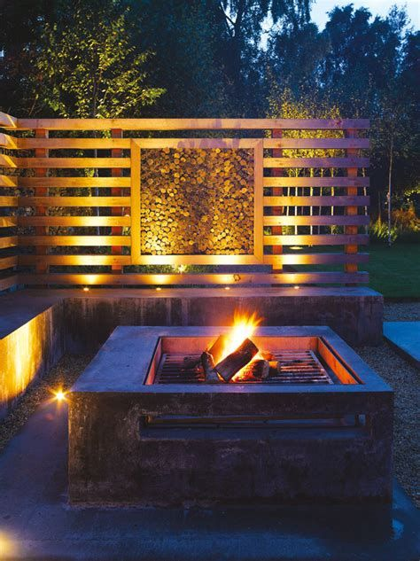 Perfect Fire Pit Design Ideas For Winter Season Decoration 43
