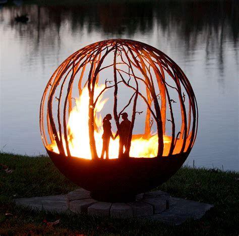 Perfect Fire Pit Design Ideas For Winter Season Decoration 45