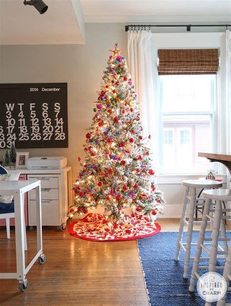Stunning Christmas Tree Decorations Ideas For Inspiration 20