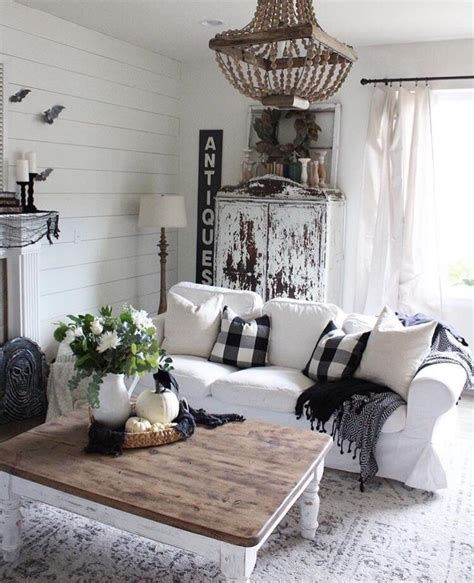 Warm Rustic Family Room Designs For The Winter 13