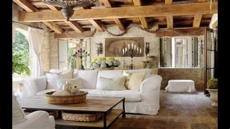 Warm Rustic Family Room Designs For The Winter 22