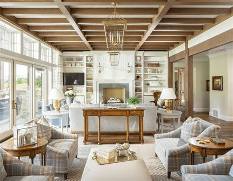 Warm Rustic Family Room Designs For The Winter 42