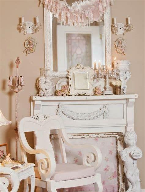 Amazing Romantic Shabby Chic Decorating Style Ideas 03