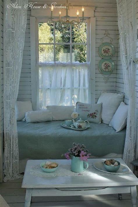 Amazing Romantic Shabby Chic Decorating Style Ideas 04