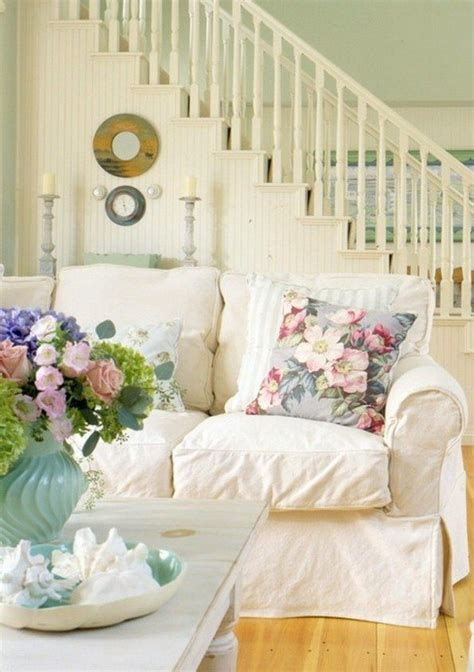Amazing Romantic Shabby Chic Decorating Style Ideas 06