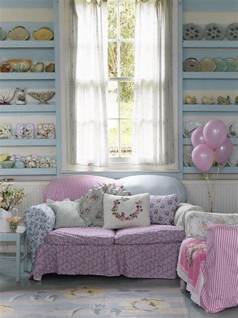 Amazing Romantic Shabby Chic Decorating Style Ideas 12