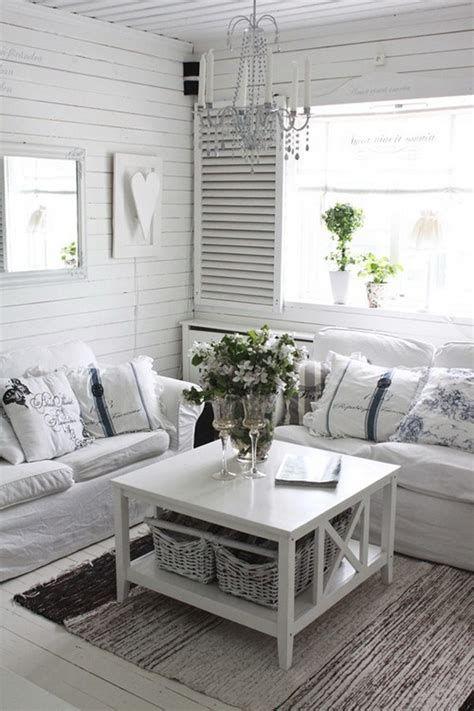 Amazing Romantic Shabby Chic Decorating Style Ideas 13