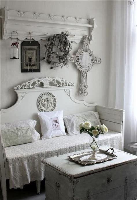 Amazing Romantic Shabby Chic Decorating Style Ideas 15