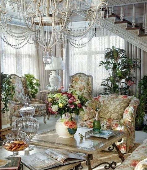 Amazing Romantic Shabby Chic Decorating Style Ideas 17