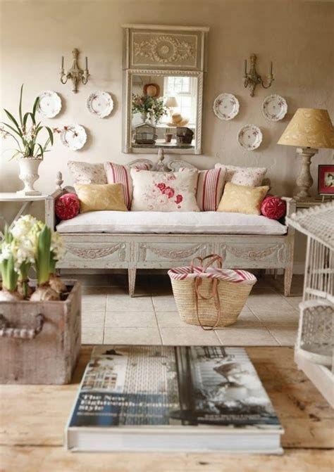 Amazing Romantic Shabby Chic Decorating Style Ideas 19