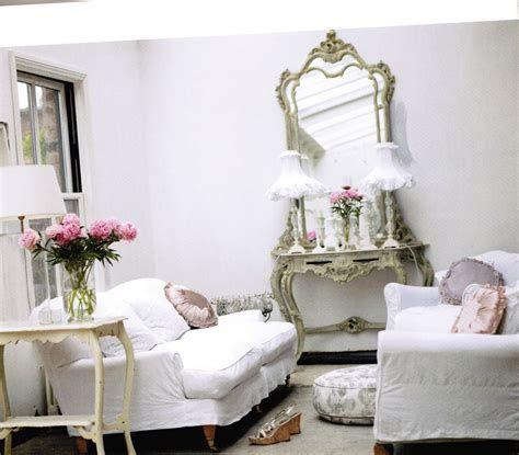 Amazing Romantic Shabby Chic Decorating Style Ideas 22
