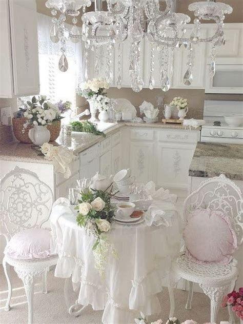 Amazing Romantic Shabby Chic Decorating Style Ideas 23