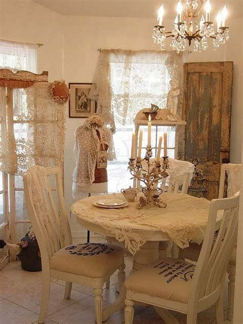 Amazing Romantic Shabby Chic Decorating Style Ideas 26
