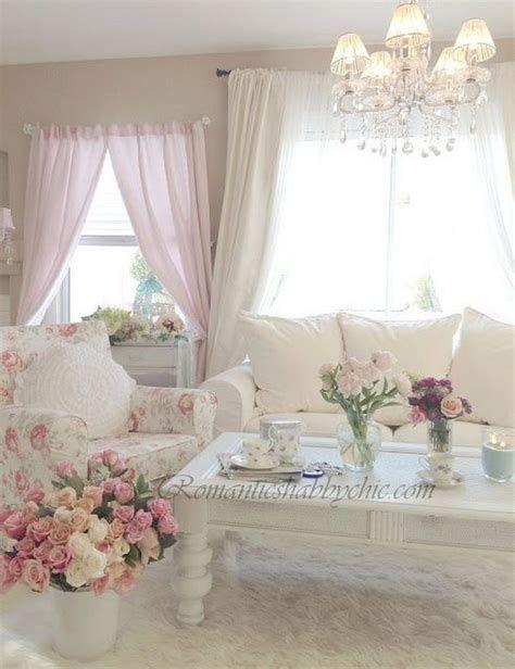 Amazing Romantic Shabby Chic Decorating Style Ideas 29