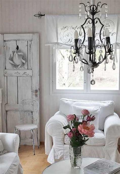 Amazing Romantic Shabby Chic Decorating Style Ideas 33
