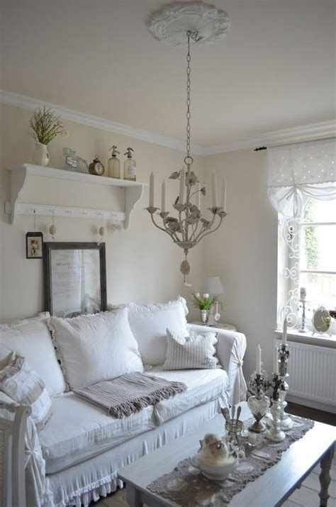 Amazing Romantic Shabby Chic Decorating Style Ideas 34