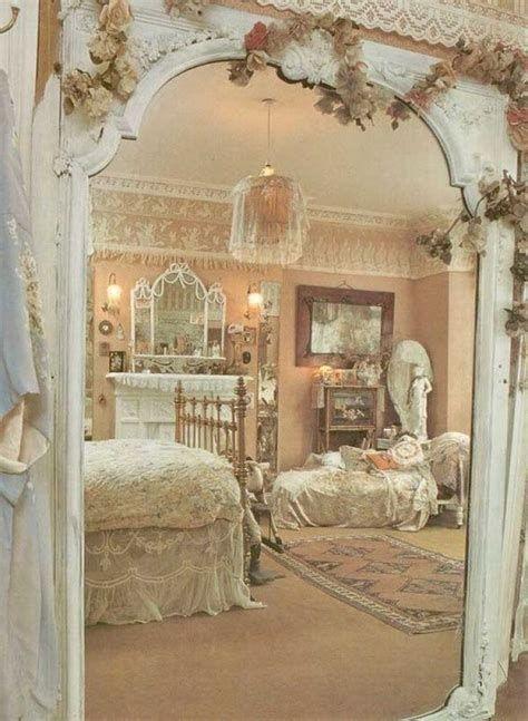 Amazing Romantic Shabby Chic Decorating Style Ideas 35
