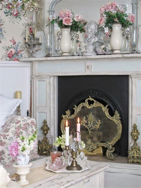 Amazing Romantic Shabby Chic Decorating Style Ideas 40