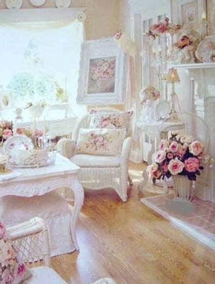 Amazing Romantic Shabby Chic Decorating Style Ideas 41