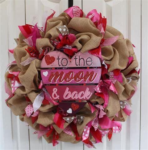 Awesome Burlap Valentine Decorations Ideas 05